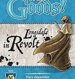 Mayfair Games Oh My Goods!: Ext. Longsdale in Revolt (EN)