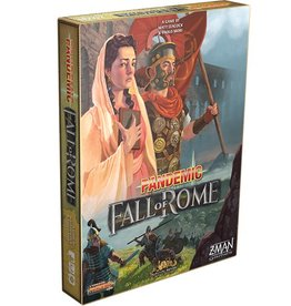 Z-Man Games Pandemic: Fall of Rome (EN)