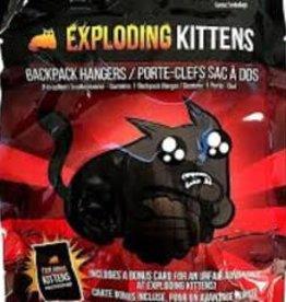 Solde: Exploding Kittens: Porte-Clé (EN)