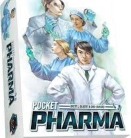 Alley Cat Games Pocket Pharma: Deluxe Edition (EN)