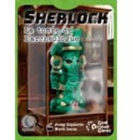 Geek Attitude Games Q System Serie Sherlock: La Tombe de L'Archéologue (FR)