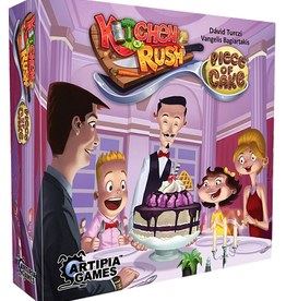 Stronghold Games Kitchen Rush Exp. Piece Of Cake (EN)
