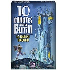 Pixie Games 10 minutes pour un Butin: La tour du magicien (FR)