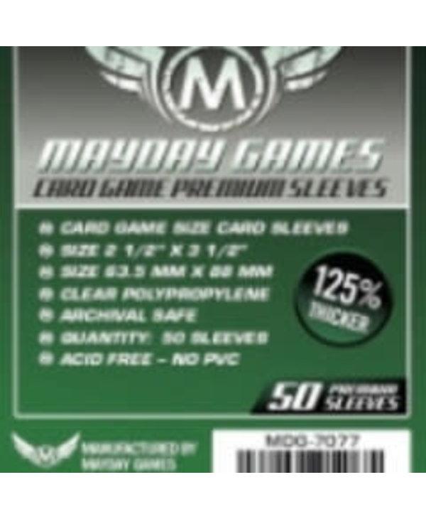 Sleeves - MDG-7077 «Standard» 63.5mm X 88mm Deluxe / 50