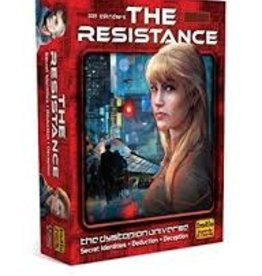 Indie Boards & Cards The Resistance (EN)