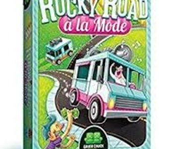 Rocky Road A La Mode (EN)