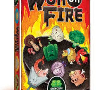 Wok On Fire (EN)