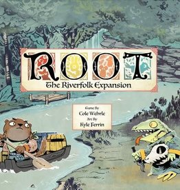 Leder Games Root Exp.  Riverfolk (EN)