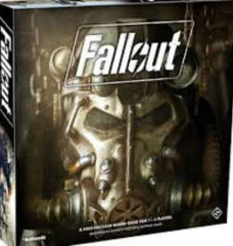 Fantasy Flight Fallout - Le Jeu de Plateau (FR) (Commande Spéciale)