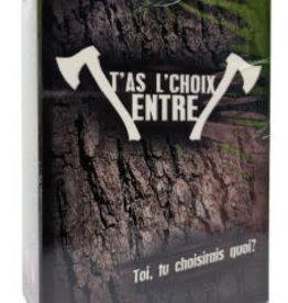 Les Éditions Smash T'as L'Choix Entre (FR) (commande spéciale)