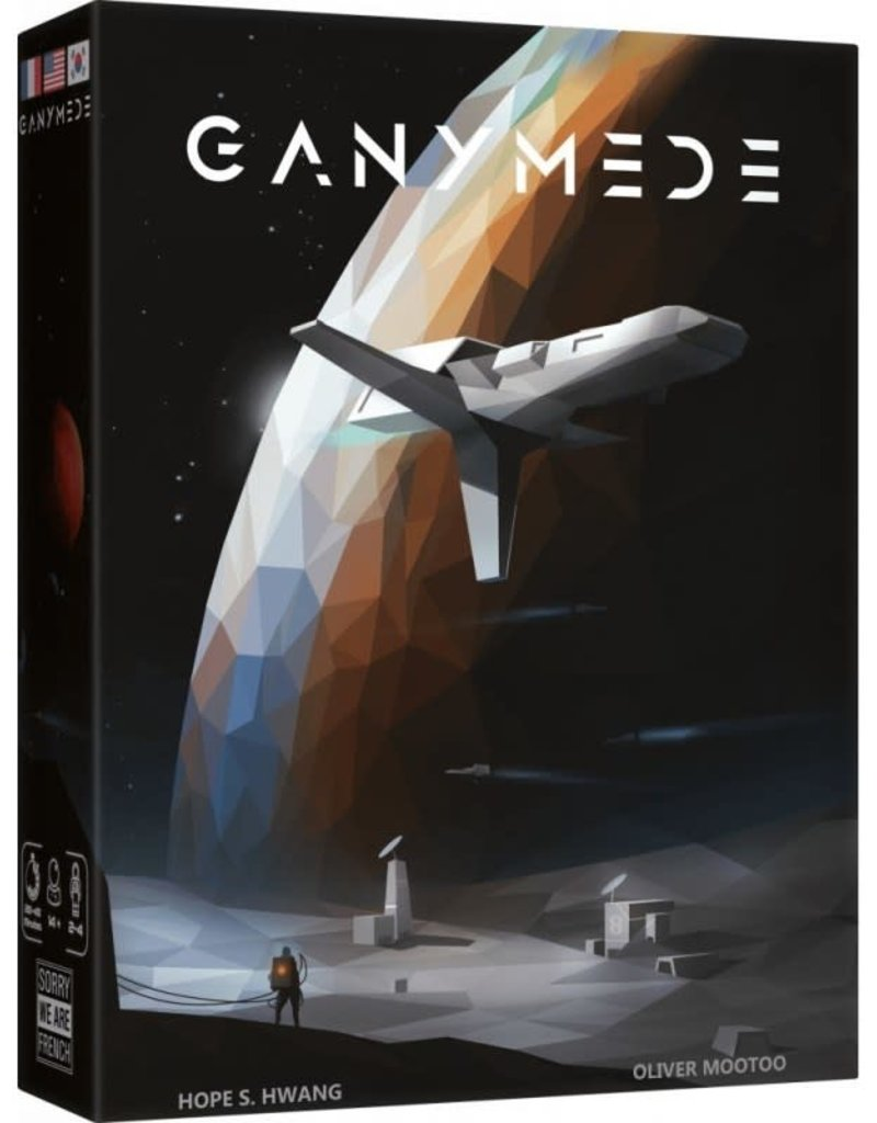 Lucky Duck Games Ganymede (ML)
