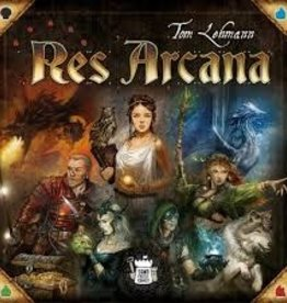 Sand Castle Games Res Arcana (FR)