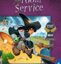 Ravensburger Broom Service (ML)