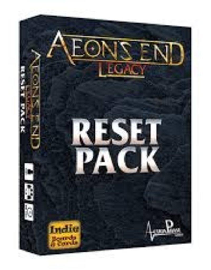 Indie Boards & Cards Aeon's End: Legacy Reset Pack (EN)