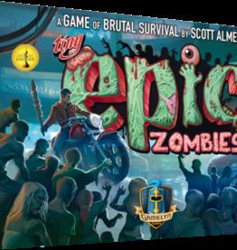 Gamelyn Games Liquidation: Tiny Epic Zombies Deluxe version Kickstarter (EN)