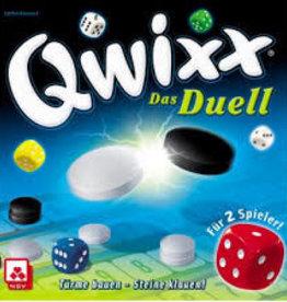 Schmidt Spiele Qwixx: Das Duell (Importation) (ML)
