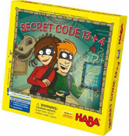Haba Secret Code 13 + 4 (ML)