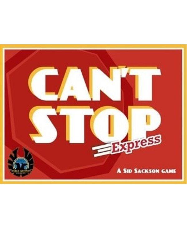 Can't Stop: Express (EN) (Commande Spéciale)