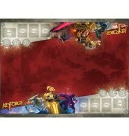 Fantasy Flight Keyforge: Architect's Vault: Two-Player Playmat (ML)
