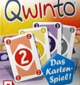 NSV Qwinto: Das Kartenspiel (Importation) (ML)