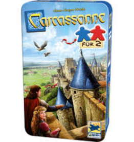 Hans im Gluck Carcassonne: For Two (Importation) (EN)