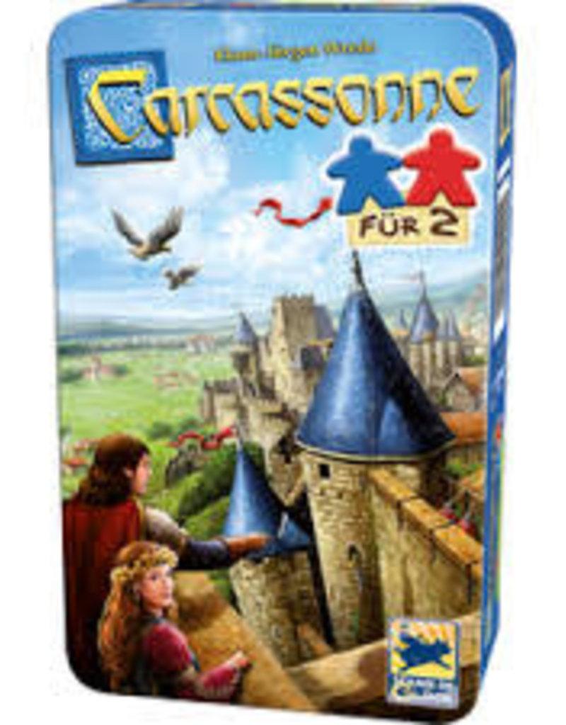 Hans im Gluck Carcassonne: For Two (Importation) (EN)