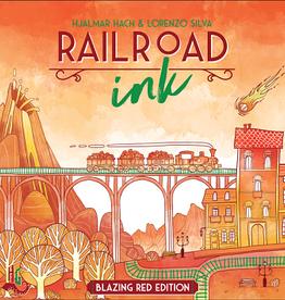 CMON Railroad Ink: Blazing Red Edition (EN)