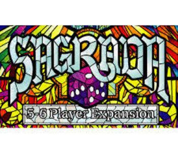 Sagrada: Ext. 5-6 Player (EN)