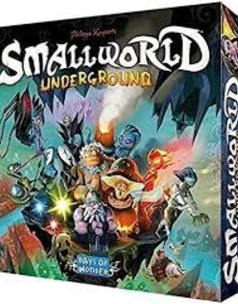 Days of Wonder Small world: Underground (FR)