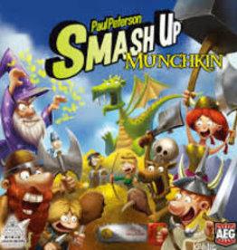 Iello Smash Up: Ext. Munchkin (FR)