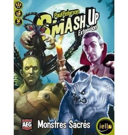 Iello Smash Up: Ext. Monstres Sacrés (FR)