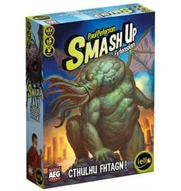 Iello Smash Up: Ext. Cthulhu Fhtagn ! (FR)