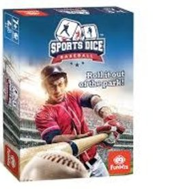 FunWiz Sports Dice: Baseball (EN)