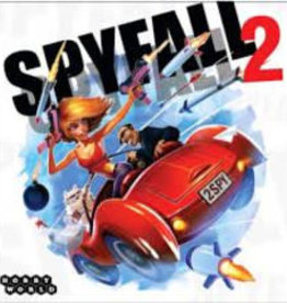 Cryptozoic Entertainment Spyfall: 2 (EN)