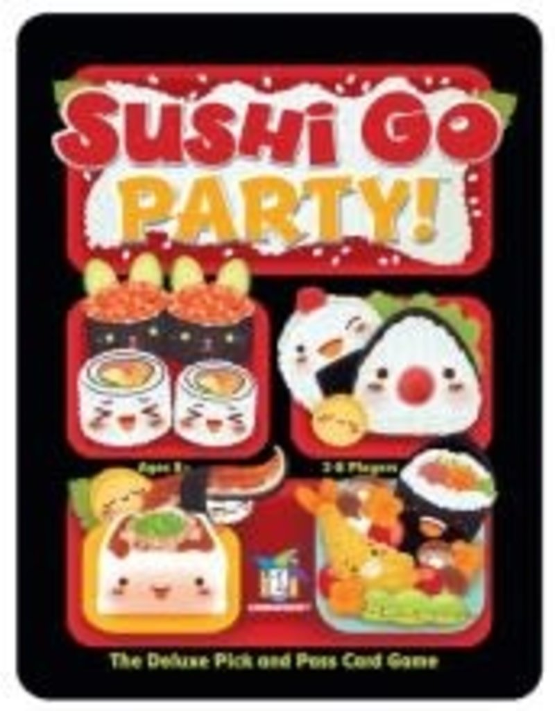 Gamewright Sushi Go: Party (EN)