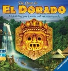 Ravensburger The Quest For El Dorado (EN)