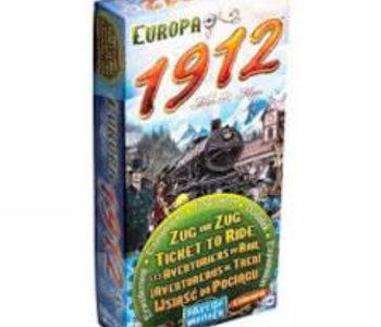 Les Aventuriers du Rail: Ext. Europa 1912 (ML)