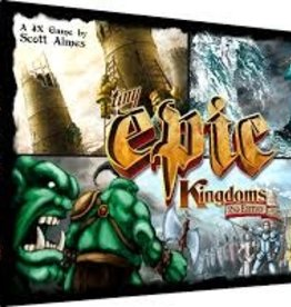 Gamelyn Games Tiny Epic: Kingdoms (EN)