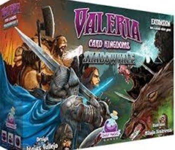Valeria: Card Kingdoms: Ext. Shadowvale (EN)