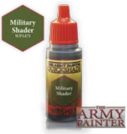 Army Painter Washes Warpaints: Military Shader