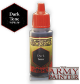 Army Painter Washes Warpaints: Dark tone