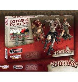 Army Painter Warpaints: Zombicide Black Plague: Paint Set