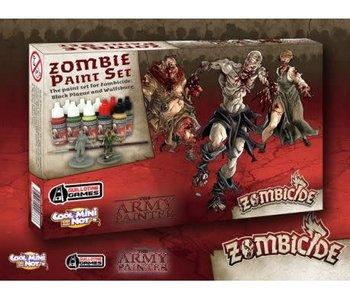 Warpaints: Zombicide Black Plague: Paint Set