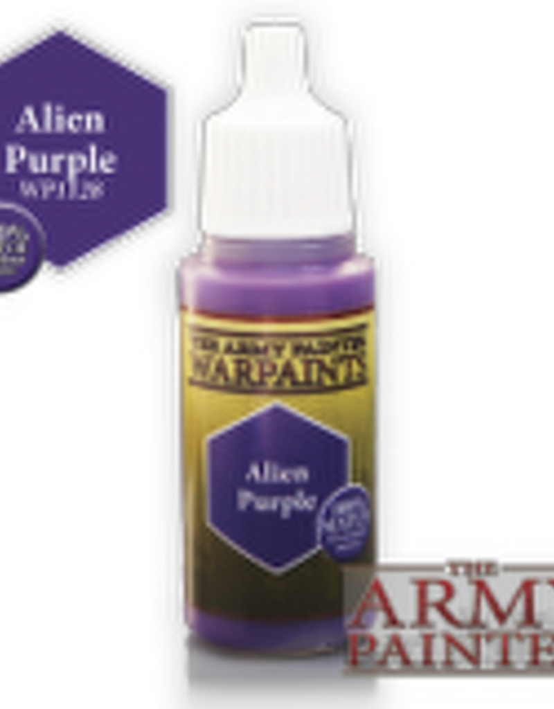 Army Painter Acrylics Warpaints: Alien Purple