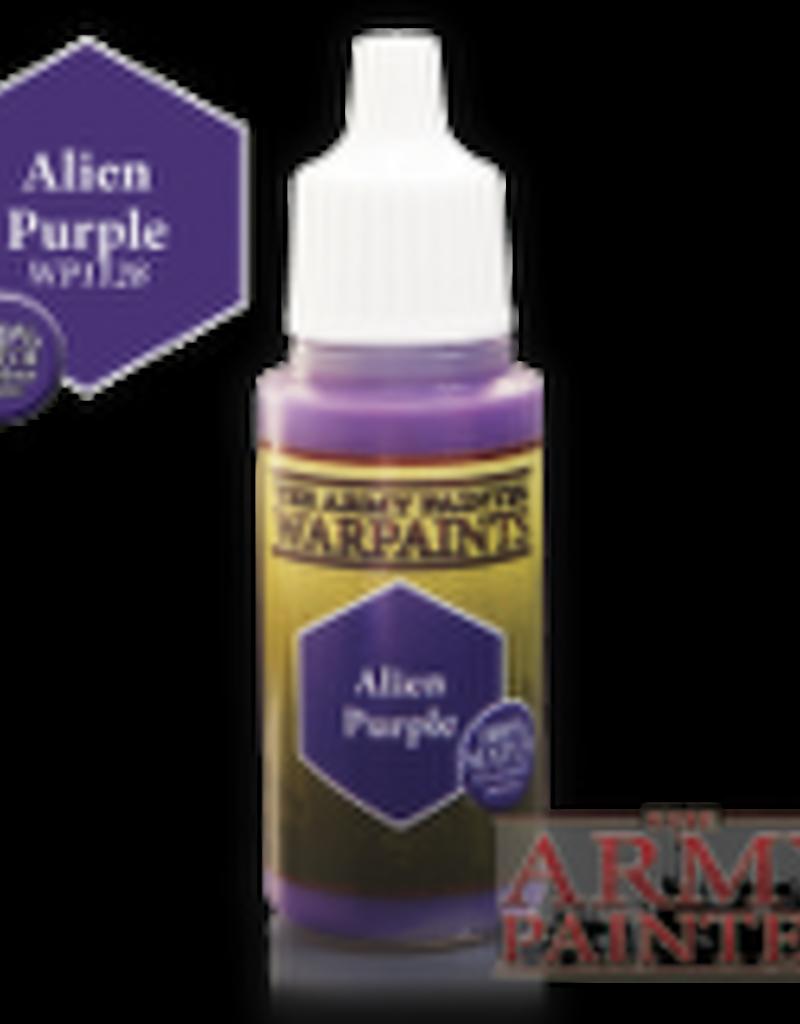 The Army Painter Acrylics Warpaints: Alien Purple