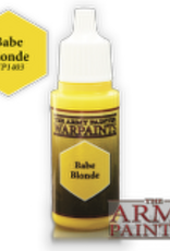 The Army Painter Acrylics Warpaints - Babe Blonde