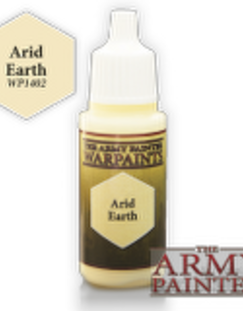 The Army Painter Acrylics Warpaints - Arid Earth