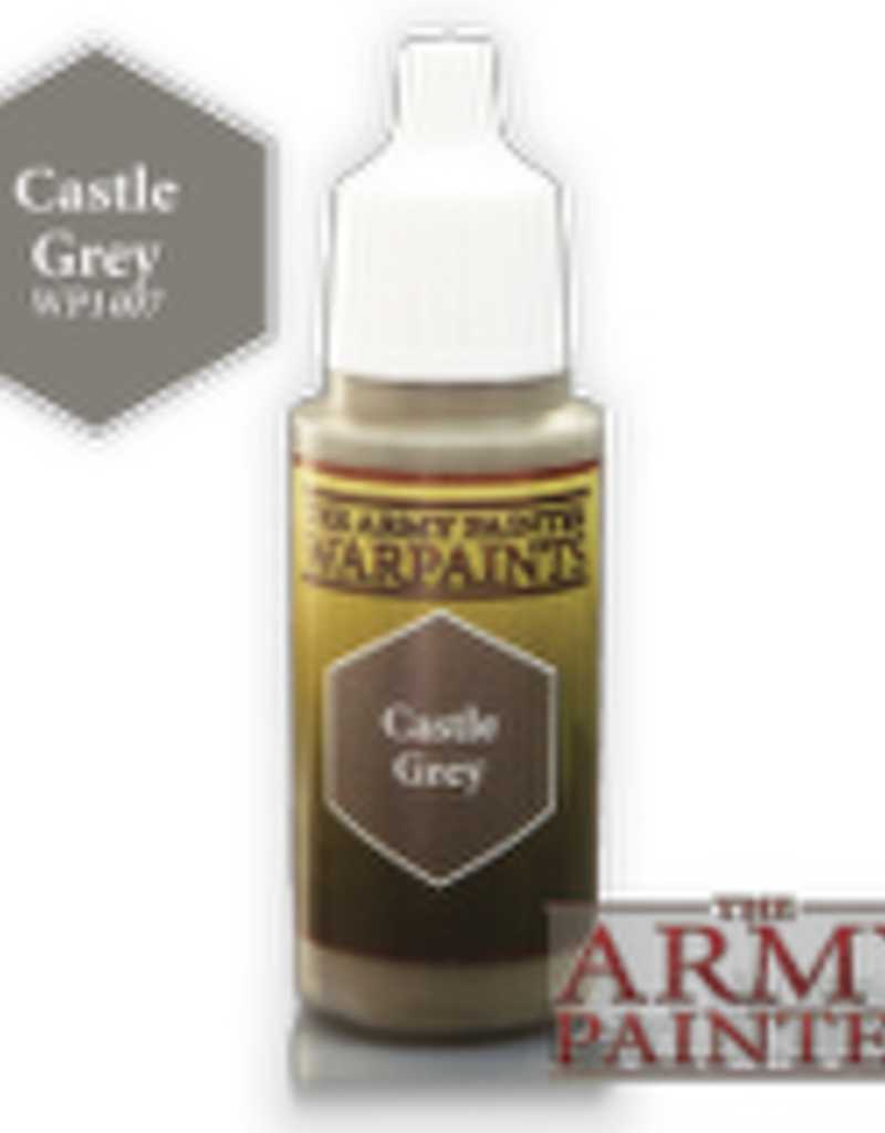 The Army Painter Acrylics Warpaints - Castle Grey