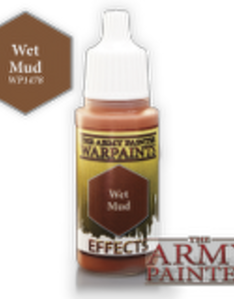 The Army Painter Effects Warpaints - Wet Mud