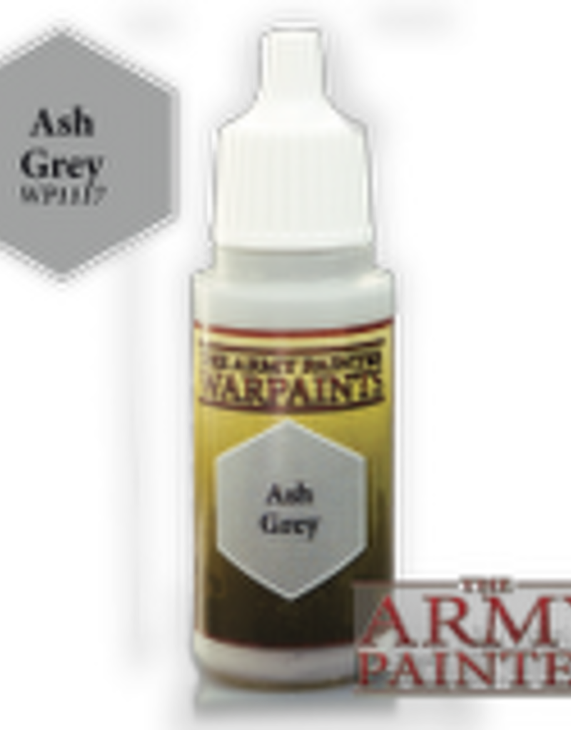The Army Painter Acrylics Warpaints - Ash Grey